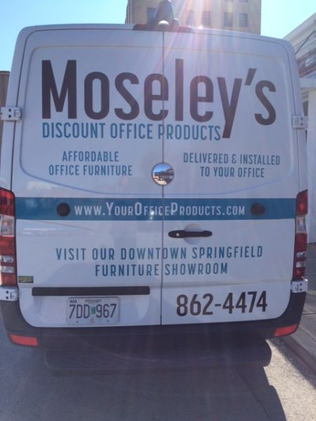 Moseley's Delivery